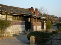 Folklore Hotel in Kaesong